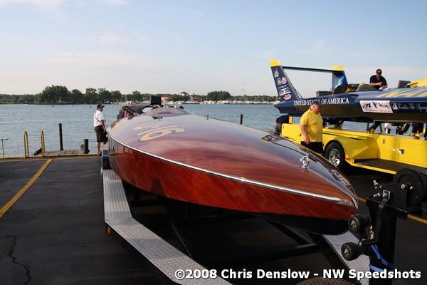 2008 APBA Gold Cup - Vintage Hydroplanes